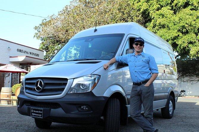 Santa Ynez Wine Country Shuttle