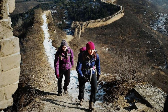 Tianjin Private Day Trip to Jinshanling Great Wall