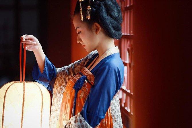 Temple of Heaven Walking Tour in Hanfu Costume & Photo Shoot Experience