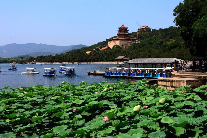 Private Customized Beijing Garden Tour