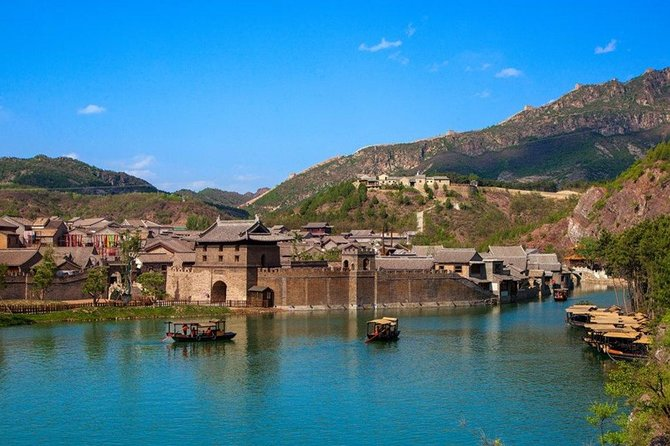 Tianjin Private Transfer to Gubei Water Town and Simatai Great Wall
