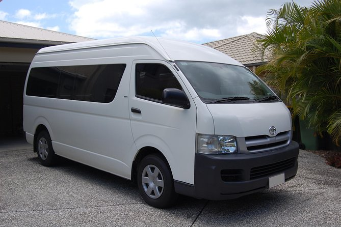 Charter Minivan Hi-Ace (14 seater) with Driver at Bali- 10 Hours Usage