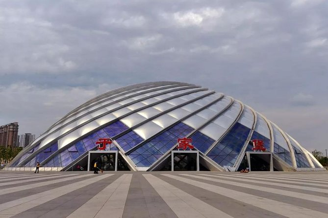 Binhai Railway Station Private Transfer Service to Tianjin Cruise Port