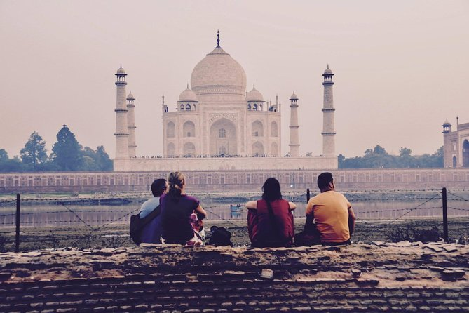 Golden Triangle Tour 7 Days 6 Nights from Delhi
