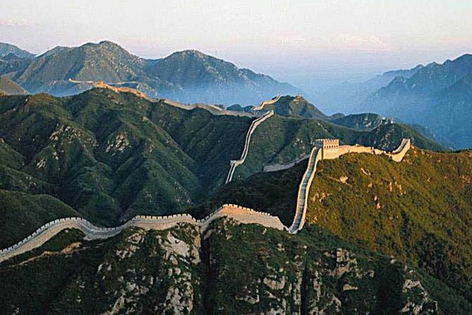 Tianjin Port Private Round Trip Transfer to Huangyaguan Great Wall