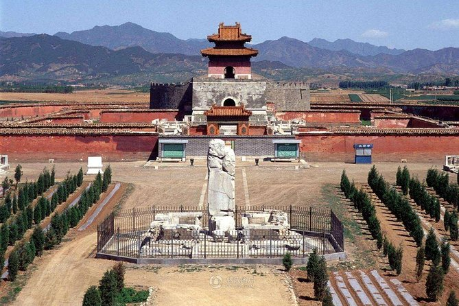 Tianjin Private Round Trip Transfer to Huangyaguan Pass and Eastern Qing Tombs