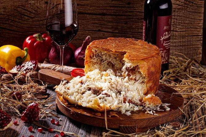 Azeri Food Tour