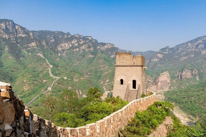 Tianjin Shore Excursion: Great Wall at Huangyaguan Section