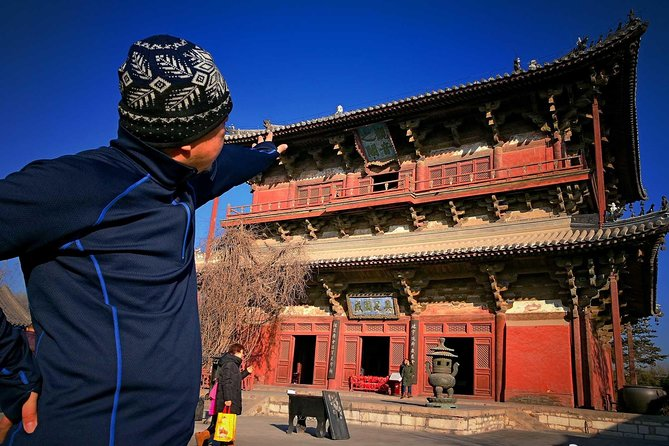 Eastern Qing Tombs and Dule Temple Private Tour from Tianjin City photo 1