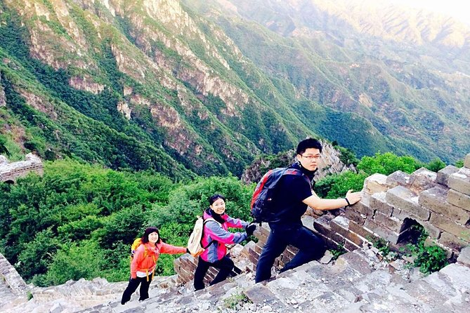 Self-Guided Private Day Trip to Jiankou Great Wall from Tianjin