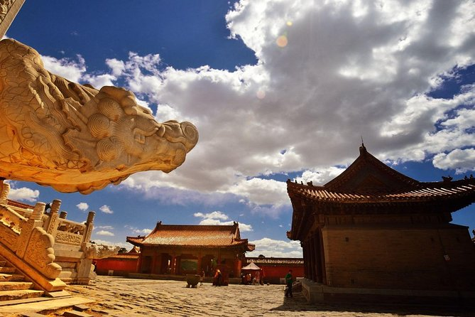 Tianjin Private Day Trip to Huangyaguan Pass, Dule Temple, Eastern Qing Tombs