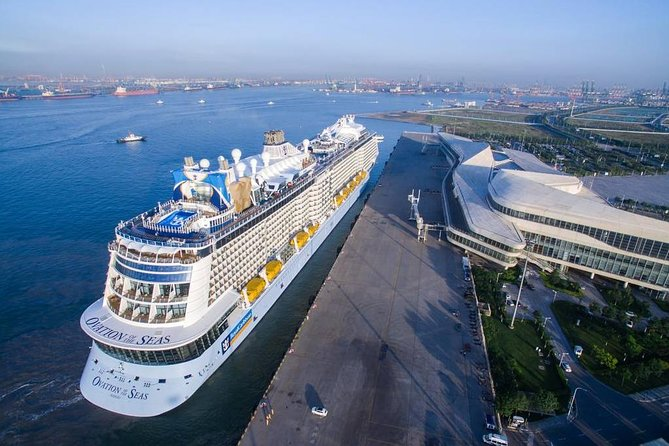 Tianjin Airport Private Transfer from Cruise Port