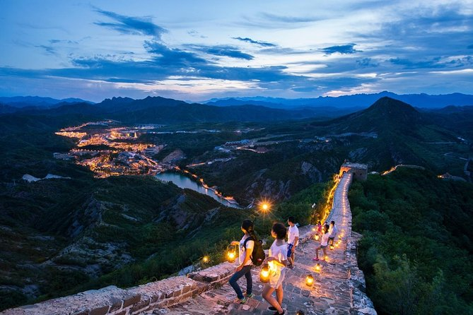 Beijing Mutianyu Great Wall Tour with Night View of Simatai and Gubei Water Town photo 10