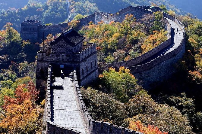 Private Round-Trip Transfer: Tianjin Hotels to Mutianyu Great Wall