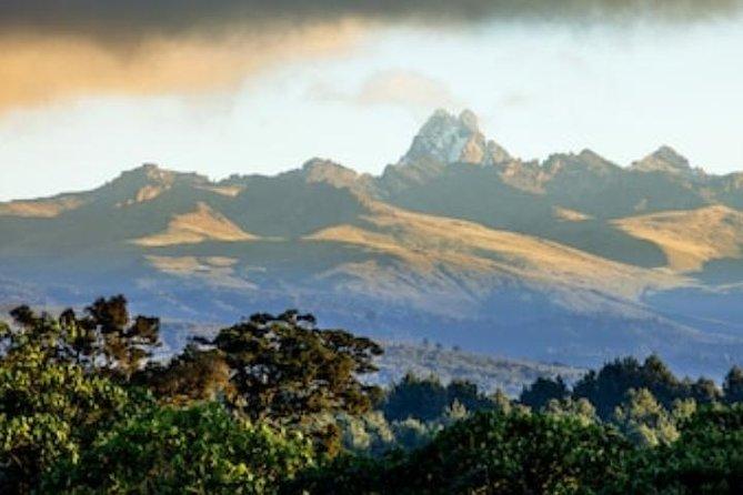 4 Day Hike Mt Kenya