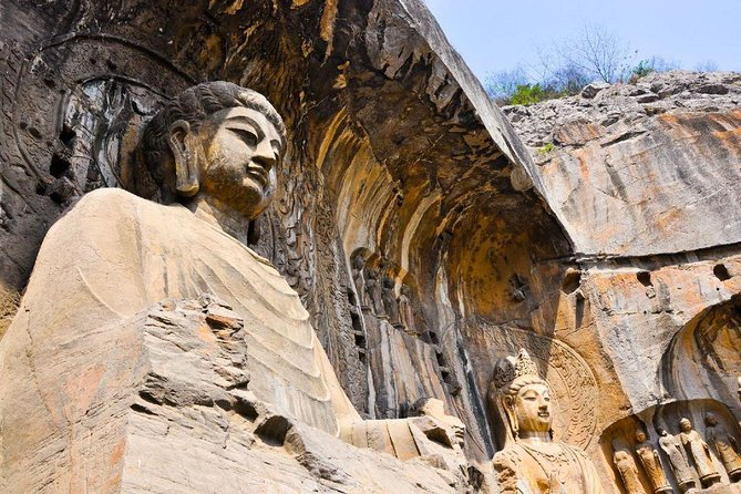 All Inclusive Luoyang Private Day Tour to Longmen Grottoes and White Horse Temple