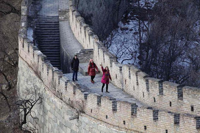 Tianjin Private Day Trip to Mutianyu Great Wall with Cable Car or Toboggan Ride