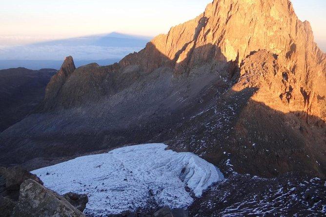 7 Day Mt Kenya Hike (Rock Climbing)