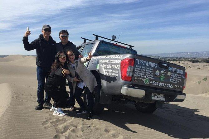 EXPERIENCE 4WD & BARBECUE TOUR RITOQUE DUNES & BEACH