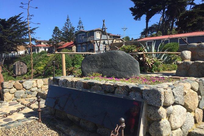 From Santiago: Isla Negra Neruda Museum Tour & Casa Blanca Valley Wine Tour