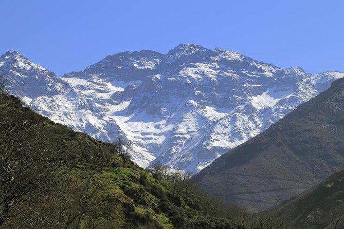 Day trip to explore the Atlas mountains