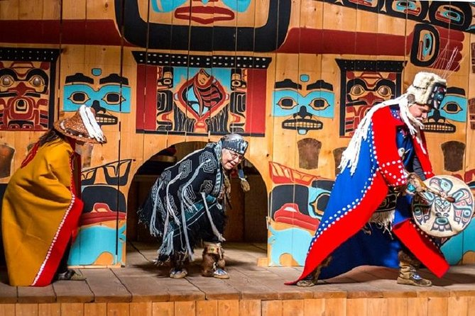 Haines Native Culture Experience from Skagway
