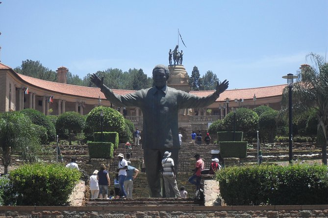 Pretoria Full Day Tour