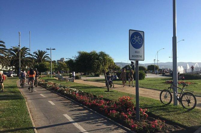 Biking Beach Viña Del Mar And Valparaiso Coastal Tour