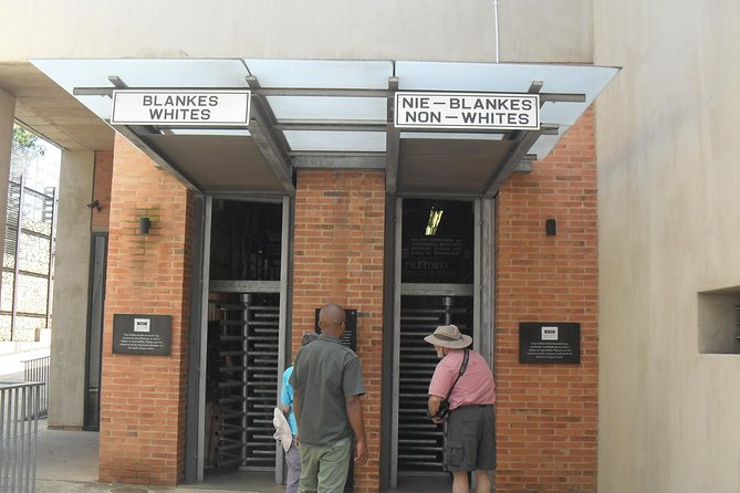 Johannesburg and Apartheid Museum