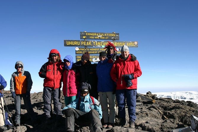 Rongai Route 6 Days 5 Nights/Kilimanjaro climb