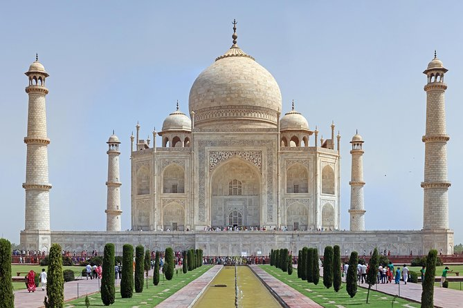 4 Nights 5 Days Golden Triangle Tours by Car