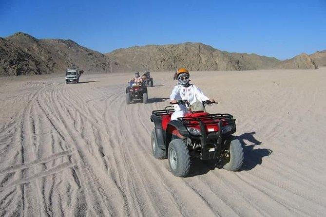 Full Day Quad Safari Trip from Hurghada