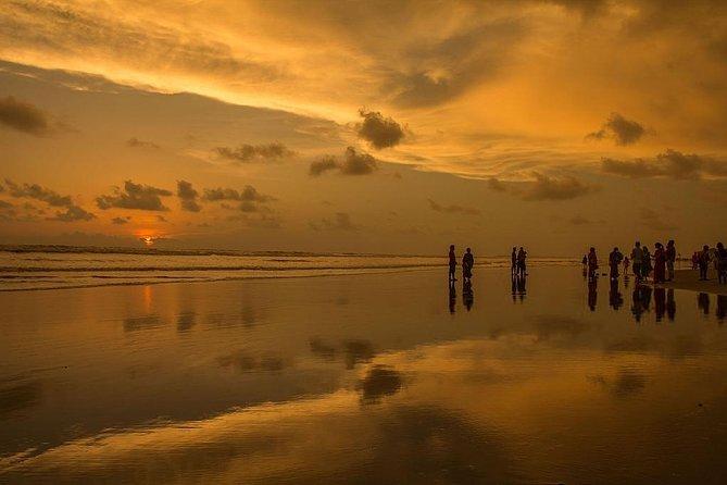 Bangladesh Cox's Bazar Sea Beach Excursion Tour Image