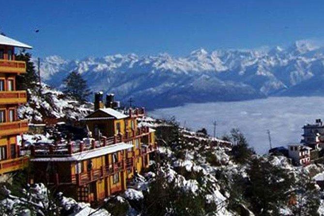 Nagarkot Sunrise Tour with Changunarayan Hiking and Bhaktapur Sightseeing Tour
