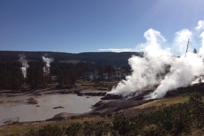 PRACTICE SOCIAL DISTANCING WITH A Private Yellowstone National Park tour