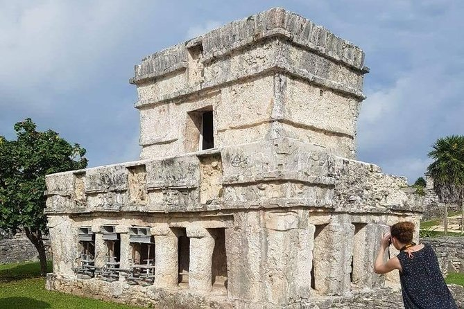 2 days Combo Tulum Ruins with Playa del Carmen Tour and Cancun Shopping
