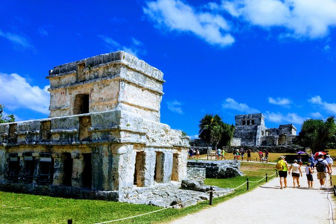 Afternoon Tour from Playa del Carmen to Tulum Ruins