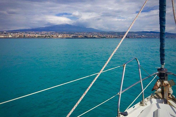 Full Day Sailing Tour Catania-Acitrezza