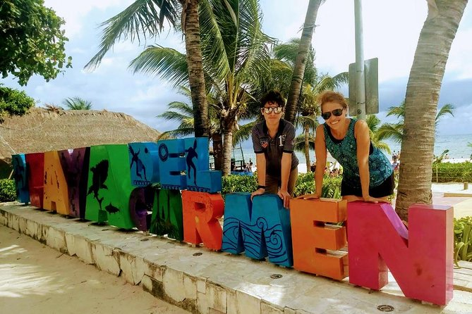 Tulum and Playa del Carmen Afternoon Private Tour