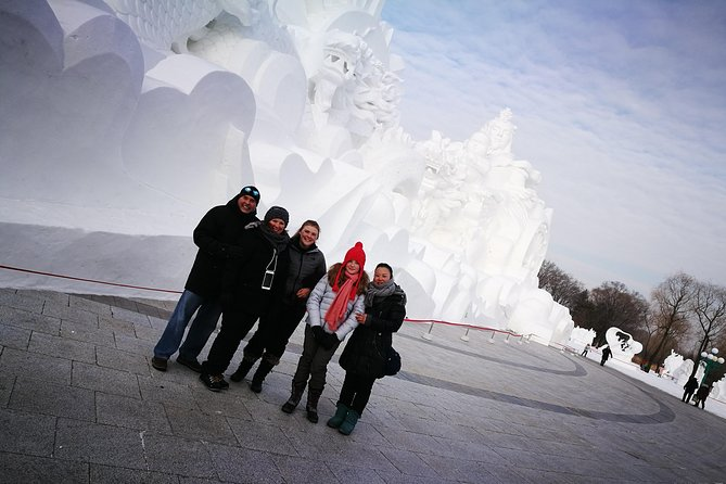 5-Day Harbin Private Tour Combo Package of Winter Highlights with Meal Options