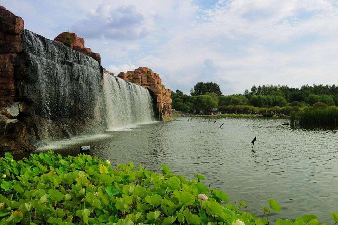 Small-Group Tour in Summer: Harbin Sun Island, Indoor Ice and Snow World