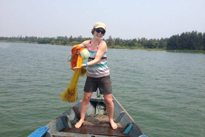 Full-day Fishing Village and Cooking Class Tour by Bike