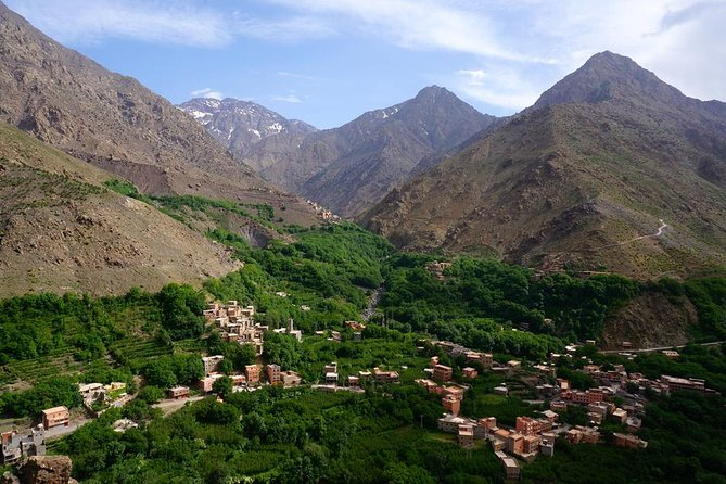Atlas Mountains Private Day Trip From Marrakech And Camel Ride