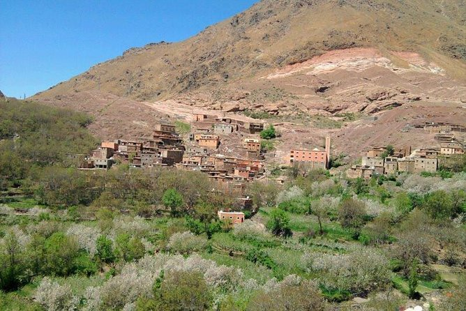 Berber Villages and Two Valleys Private 2 Days trek from Marrakech