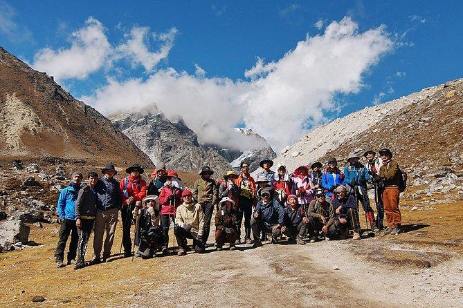 15 Days Mt Kailash Trek Group Tour
