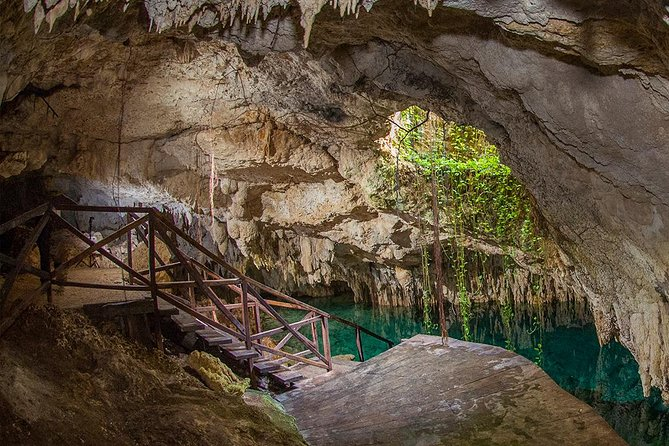 Admission Ticket to Cenotes Zapote EcoPark