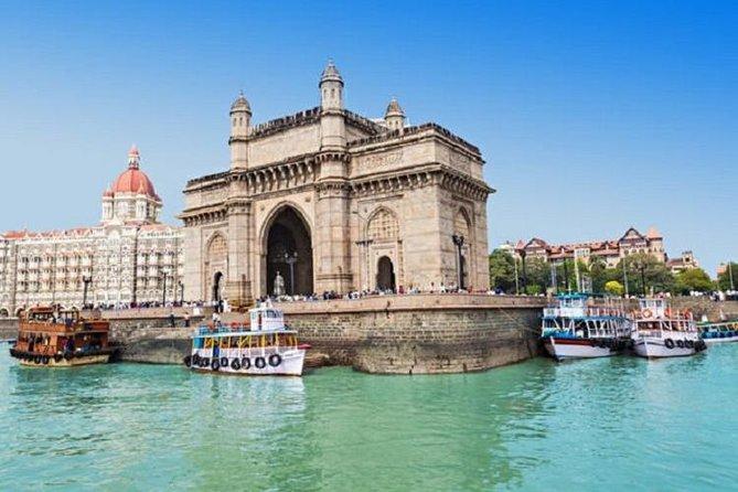 Full-Day Private City Sight Seen of Mumbai