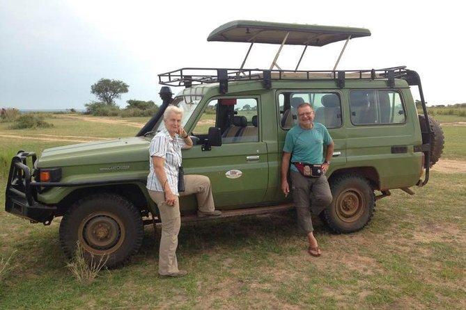 13 Days Best Of Uganda Wildlife Safari