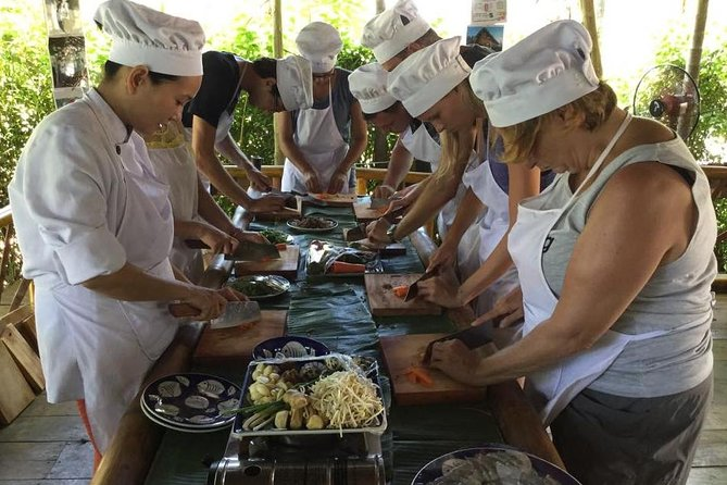 Bicycle Tour and Cooking class in Hoi An