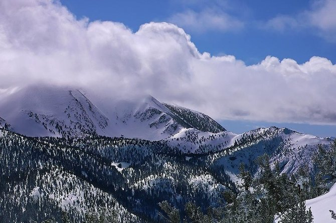Alpine Lakes & Waterfalls Helicopter Tour - South Lake Tahoe Airport